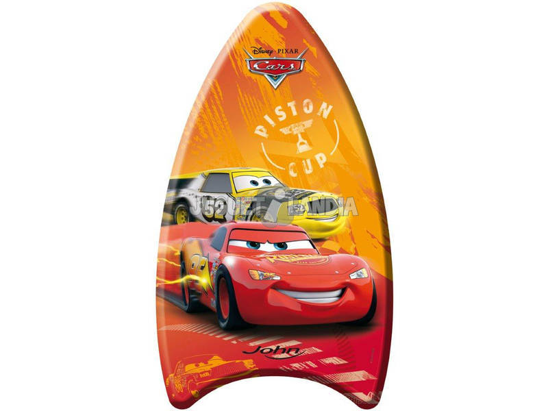 Tabla De Surf Cars 84 cm.