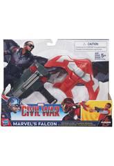Marvel Captain America-Marvel's Falcon Armatura per Braccio Deluxe