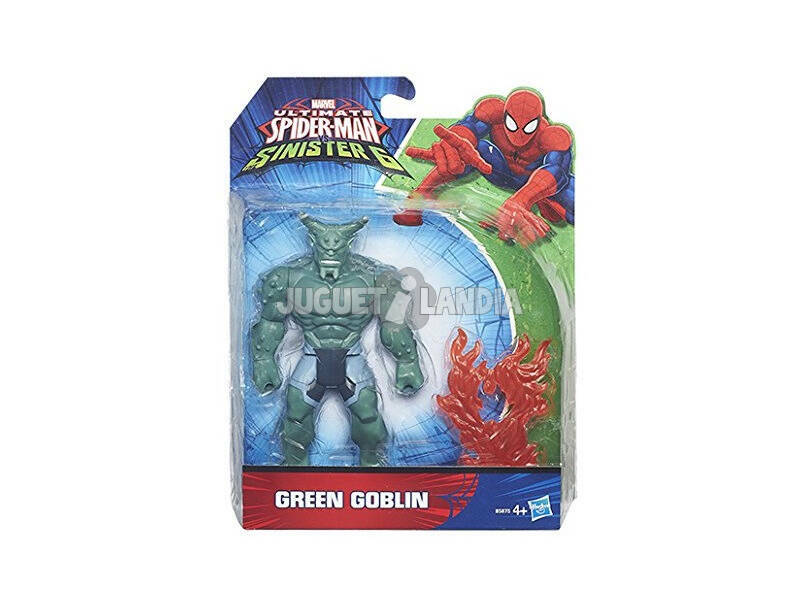 Spiderman Figure Web City 15 cm