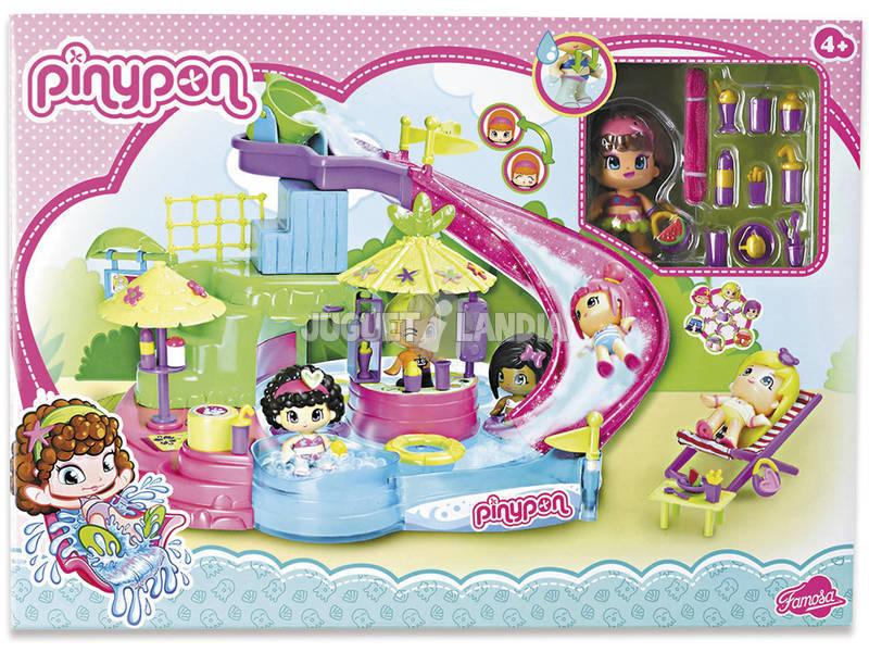 Bonecas PinyPon Aquapark com Acessórios Famosa 700010254