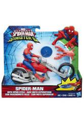 Spiderman Veh�culos Web City