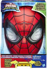 Spiderman M�scara Electr�nica