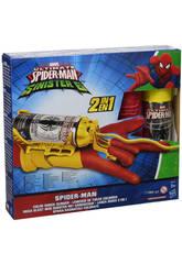 Spiderman Lanzadores