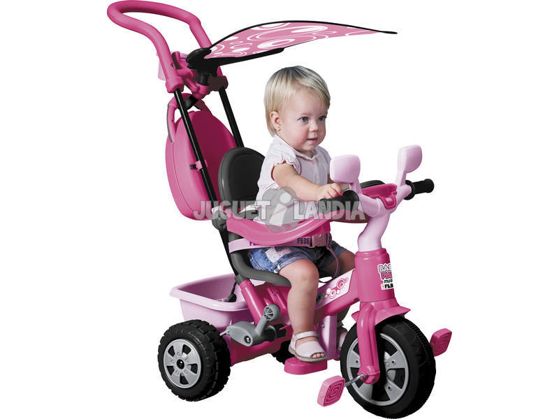 Tricycle baby plus music Girl