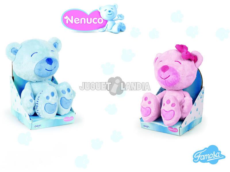 Peluche petit ours Nenuco 25 cm