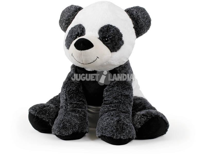 Panda recheado 54 cm.