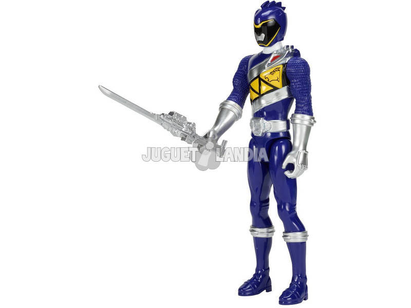 Power Rangers Hiper Figura Dino Charge