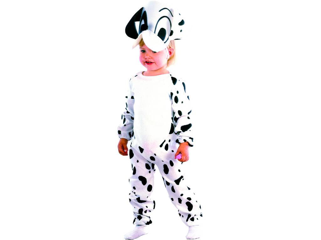 Disfraz Perrito Dalmata Bebé Talla M