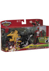 Power Rangers Moto Transformation Dino Charge