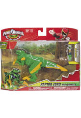 Power Rangers Zords Accion Dino Charge