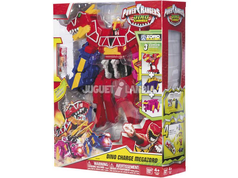 Power Rangers Megazord Dino Charge