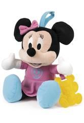 Baby Minnie Peluche con Mordedor