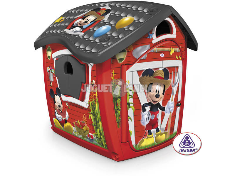 Mickey Magical House