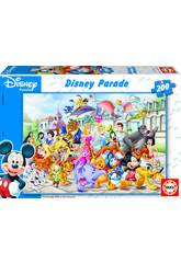 Puzzle 200 Desfile Disney
