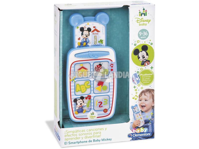 Mickey Smartphone Disney Prima infanzia