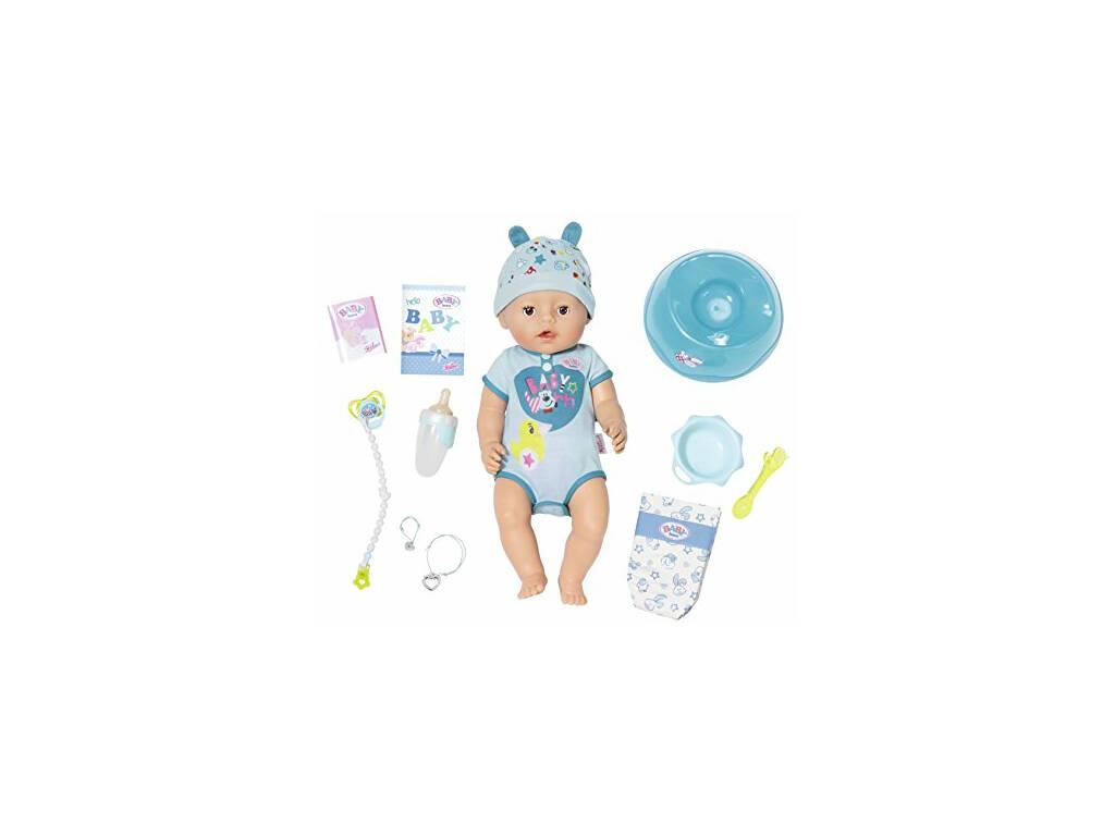 Baby Born Interactivo Niño Bandai 819203