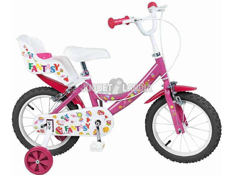 Bicicletta 14 Sweet Fantasy Toimsa 424