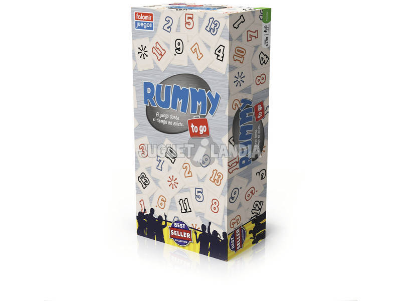 Rummy to go