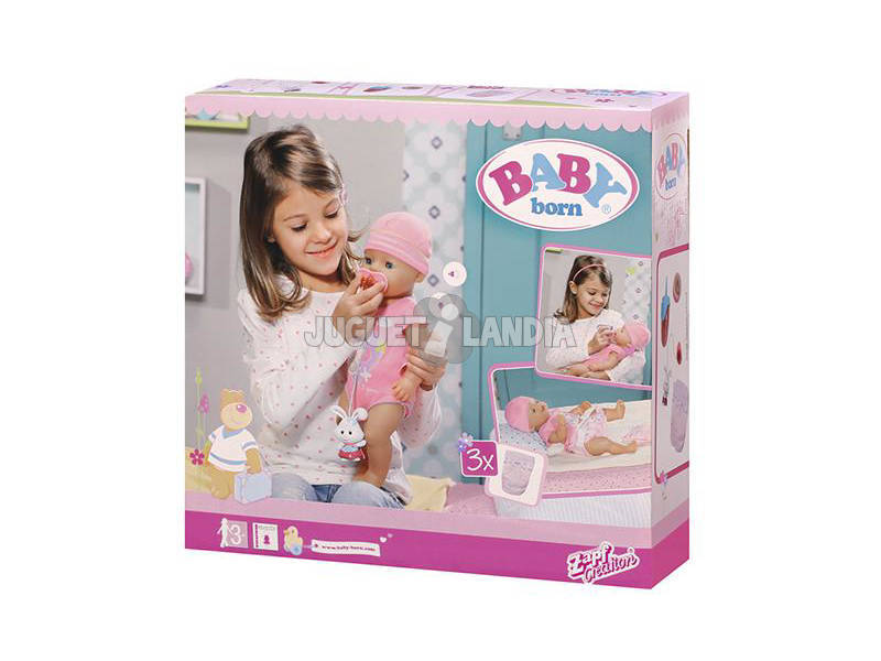 Baby Born Pack de Accesorios