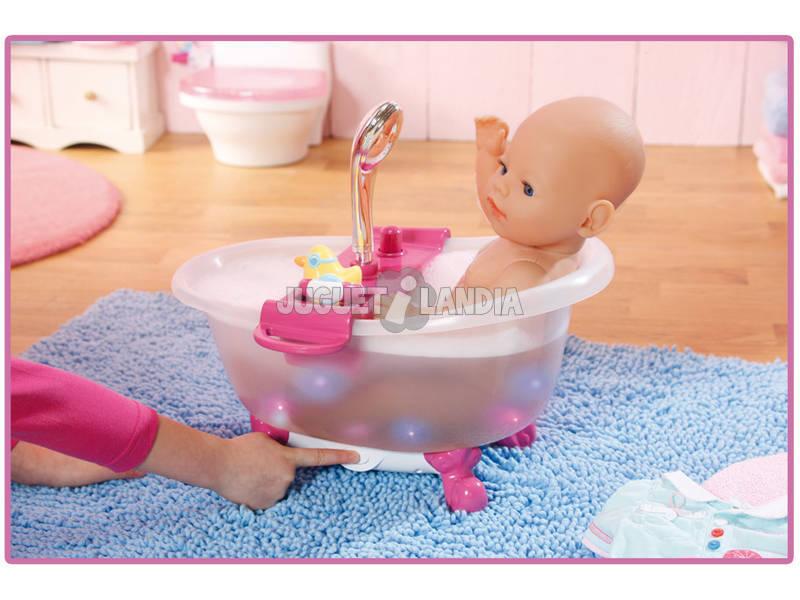 Accessoires pour Poupées Baignoire Interactive Baby Born (81818)