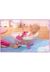 imagen Accessoires pour Poupées Baignoire Interactive Baby Born (81818)