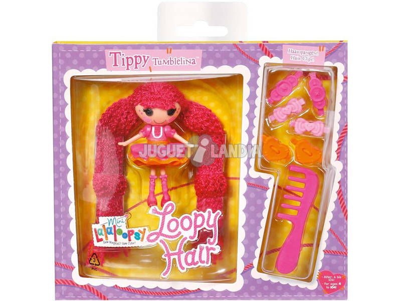 Lalaloopsy Mini Loopy Hair
