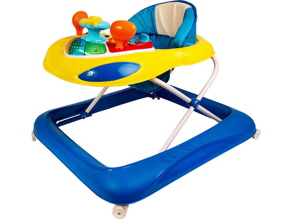 Andador Azul Actividades Bebe