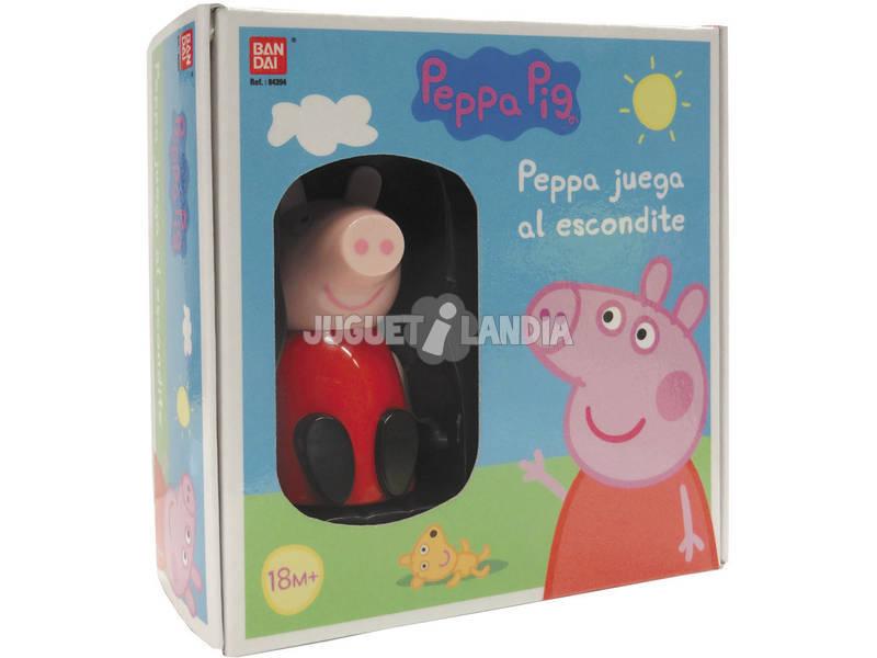 Peppa Pig Juega al Escondite
