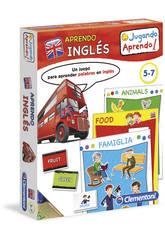 Aprrend inglais 5-7 ans