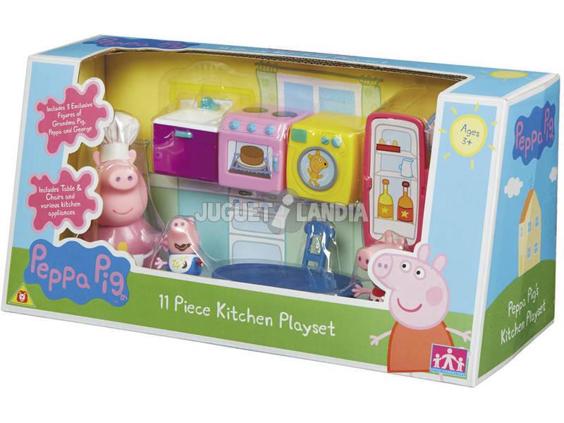 Peppa Pig La cucina