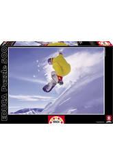 imagen PUZZLE 500 Snowboard