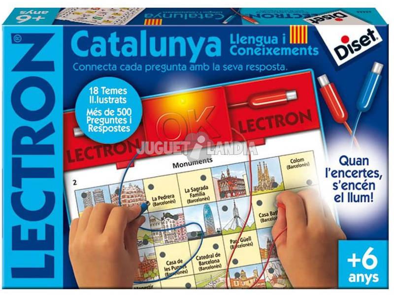 Lectron Catalunya: Llengua i Coneixements Diset 63855