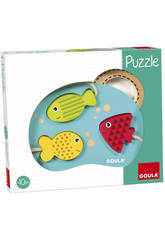 Puzzle Mer 3 Poissons