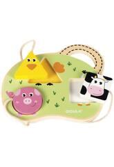 Puzzle 3 Animaux Ferme