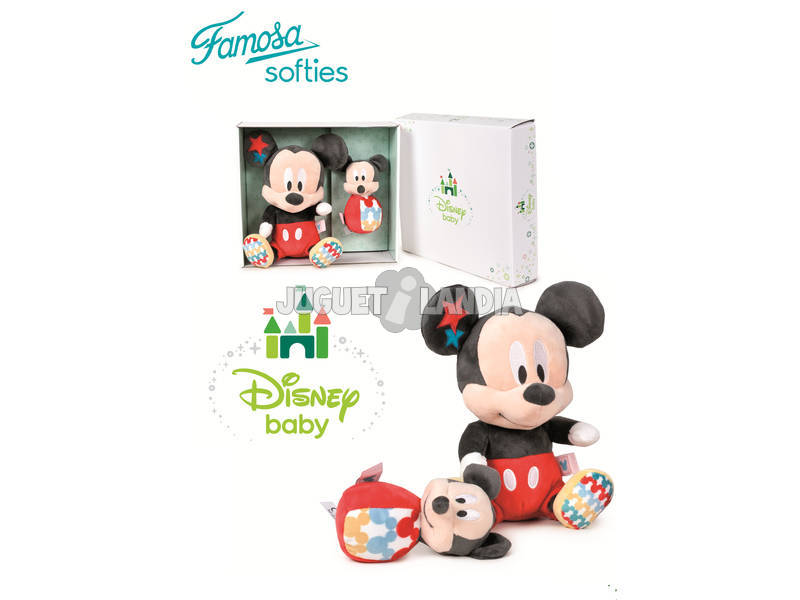Disney Baby Set Regalo. Famosa 760013415
