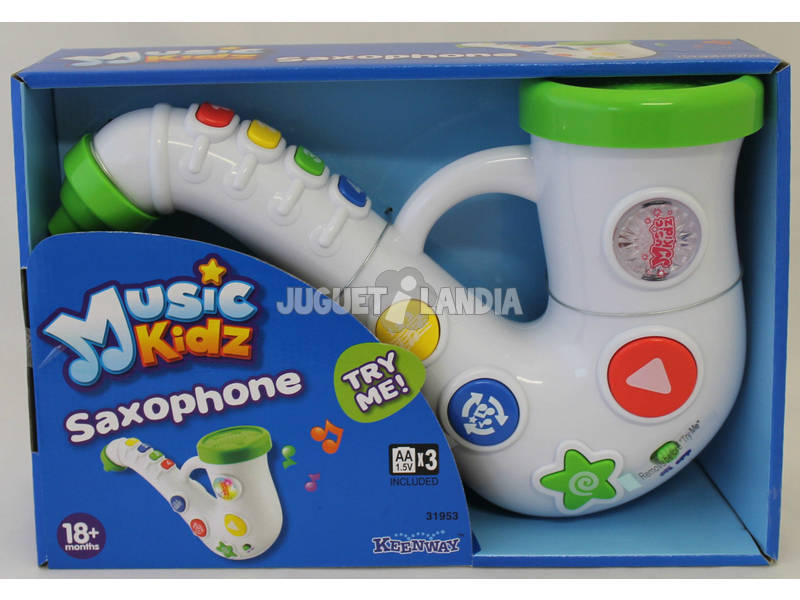 Saxofon Infantil