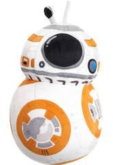 Star Wars Peluche 17 cm. Famosa 760013300
