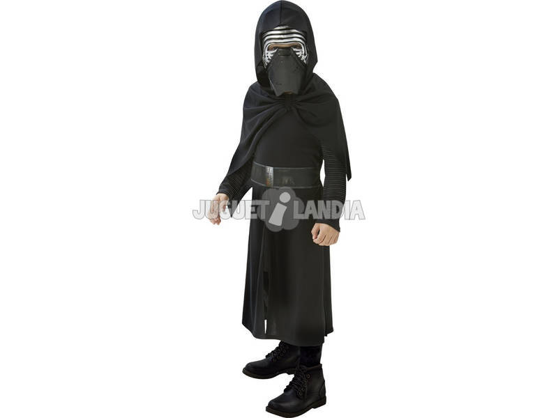 Disfraz niño Kylo Ren EP7 Classic T-L Rubies 620260-L
