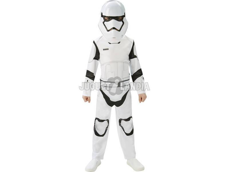Disfraz Niño Stormtrooper EP7 Classic T-M Rubies 620267-M