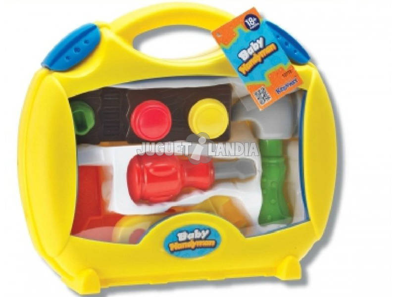 Maleta Ferramentas Brinquedos Infantis