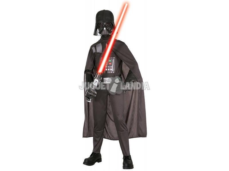 Fantasia Menino Darth Vader EP7 Classic T - L Rubies 882009