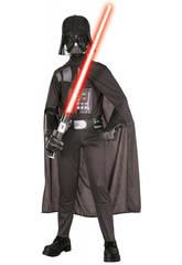 Déguisement Enfant Darth Vader EP7 Classic T-L
