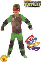 Déguisement Enfant Tortues Ninja Classic T-S