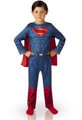 Costume bimbo Superman Doj Classic T-L