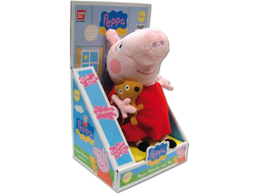 Peppa Pig Peluche con voce