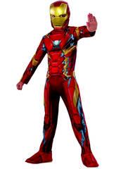 Disfraz Niño Iron Man Classic T-M