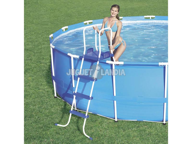 Escalera piscina 122 cm bestway 58097 juguetilandia Piscina portatil pequena