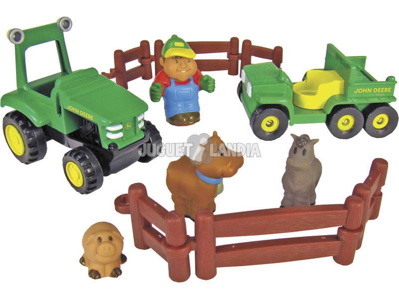 Conjunto diversion en la granja