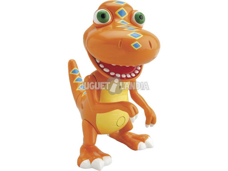 Treno dei dinosauri Buddy Interattivo