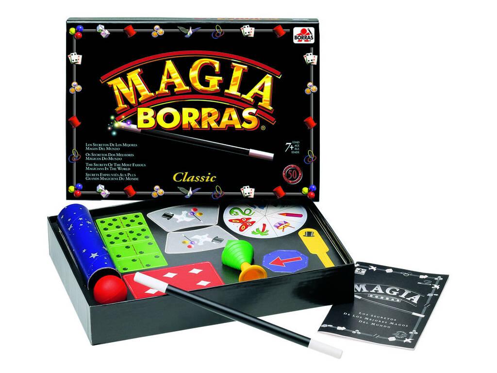 Jogo de Tabuleiro Mágico Borras 50 Truques Educa 24047